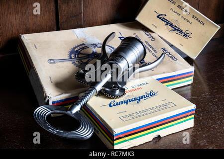 Campagnolo Big Corkscrew - Stock Image