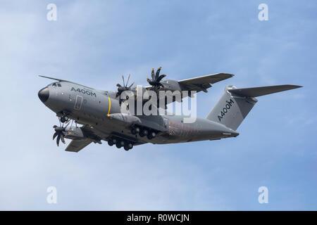 Airbus A400M Atlas heavy lift aircraft - Stock Image