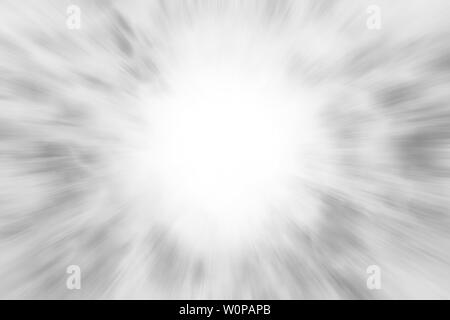 White rays of light background or vintage line texture abstract - Stock Image