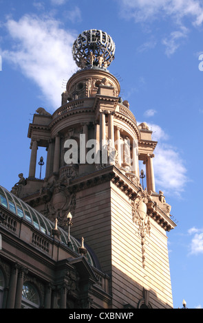 Tower of Coliseum Theatre London - Stock Image