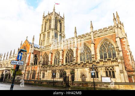 Holy Trinity church Hull City,Hull church,hull churches,UK churches, Kingston upon Hull North Lincolnshire UK England - Stock Image