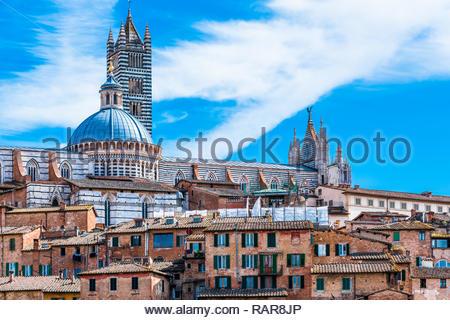 Siena - Stock Image