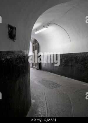 Landgate tunnel - Stock Image