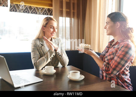 What a yum - Stock Image