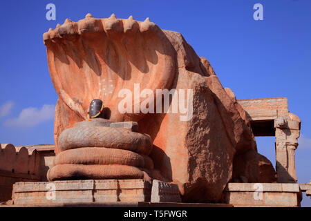 lepakshi,ap state,india - Stock Image