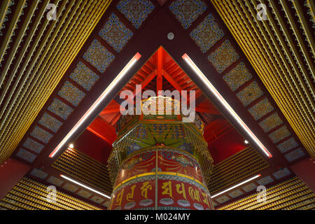Buddha Tooth Relic Temple and Museum, Singapore SIN - Stock Image