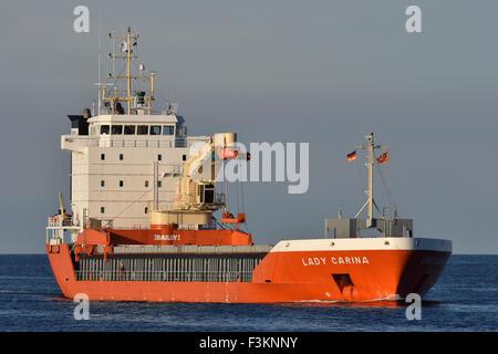 Lady Carina - Stock Image