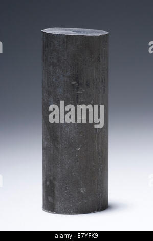 Magnesium Rod (see also E7YFK7 and E7YFK6) - Stock Image