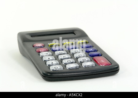 Pocket calculator - Stock Image