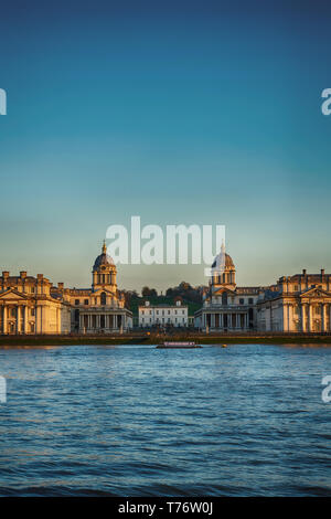 royal hospital greenwich london - Stock Image