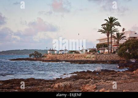 Cala Bona, Majorca - Stock Image