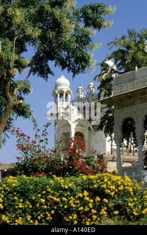 Jodhpur Mausoleum, Rajasthan, India - Stock Image