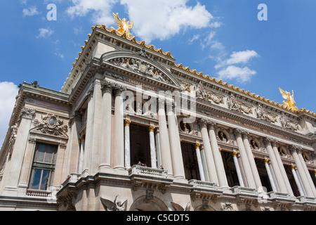 Opera Garnier,Paris,France - Stock Image