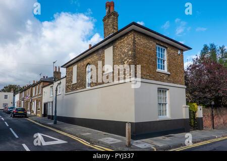 Vine House,Orchard Street,St Dunstan's Area,Canterbury,Kent,England - Stock Image