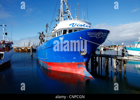 Fishing boats Port Lincoln - Stock Image