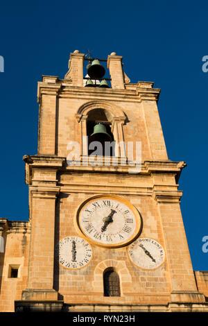Saint Johns Co-Cathedral, Valletta, Malta - Stock Image