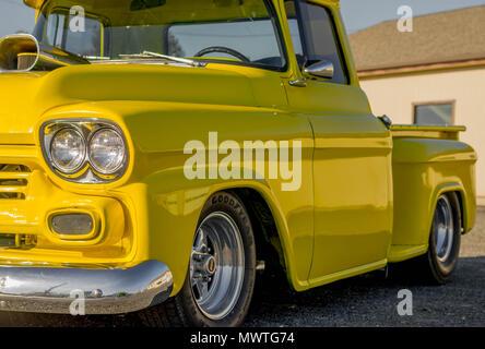 Classic Truck - Stock Image