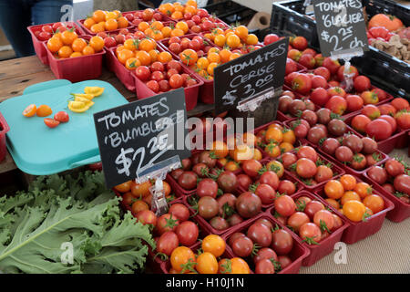 Atwater Market, Montreal, Quebec, Cananda - Stock Image