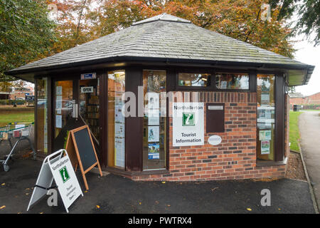 tourist Information Office and  Visitor Centre Northallerton North Yorkshire England - Stock Image