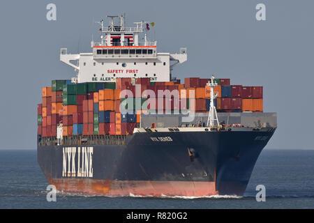 NYK Deneb - Stock Image