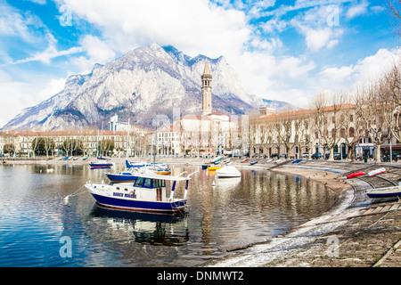 Como town, Lake Como Italy Europe - Stock Image
