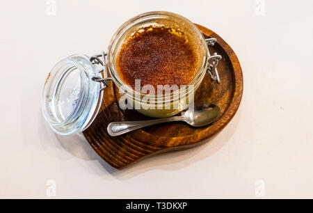 Tiramisu, an Italian dessert - Stock Image