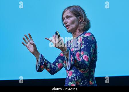Louise Wilson Joint Managing Director  abundance - Stock Image