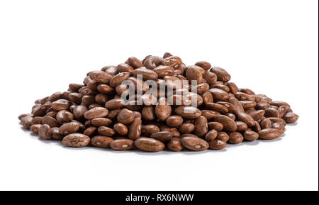 Pile Of Pinto Beans - Stock Image