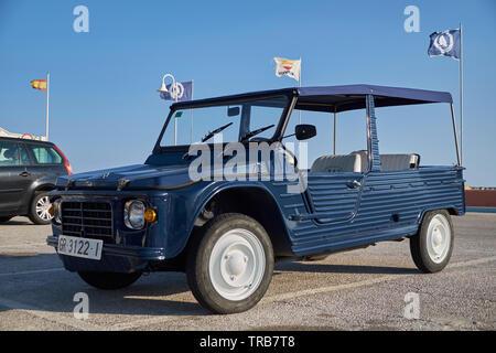 1982 Citroën Mehari. - Stock Image