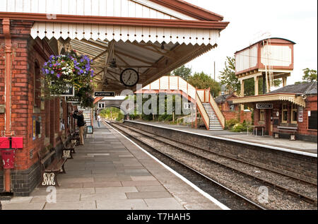 Toddington Railway Station Gloucestershire - Stock Image
