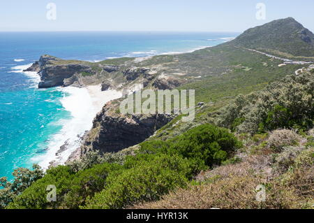 Cape of Good Hope South Africa - Stock Image