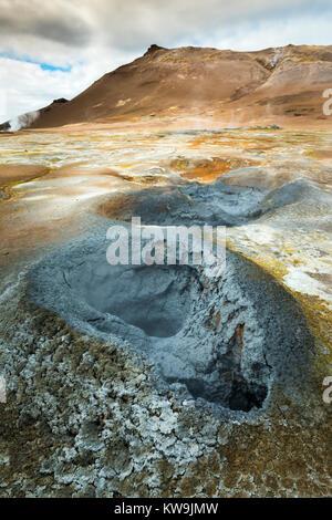 Volcanic Vent - Stock Image