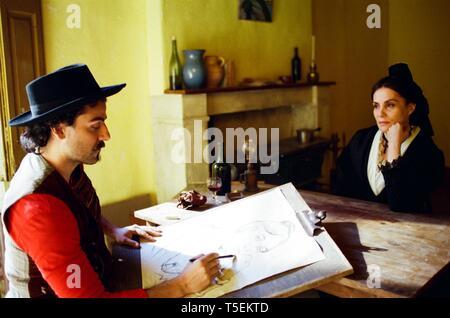 AT ETERNITY'S GATE (2018)  OSCAR ISAAC  EMMANUELLE SEIGNER  JULIAN SCHNABEL (DIR)  CBS FILMS/MOVIESTORE COLLECTION LTD - Stock Image