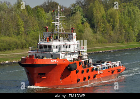 Offshore Tug Opal - Stock Image
