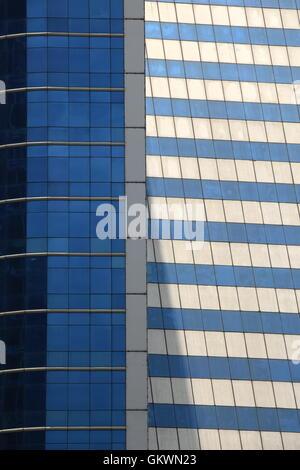 Thailand, Bangkok, an office building - Stock Image