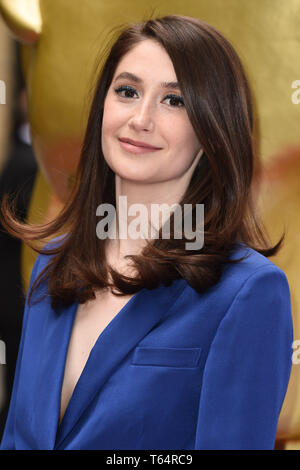 LONDON, UK. April 28, 2019: Charly Clive at the BAFTA Craft Awards 2019, The Brewery, London. Picture: Steve Vas/Featureflash - Stock Image
