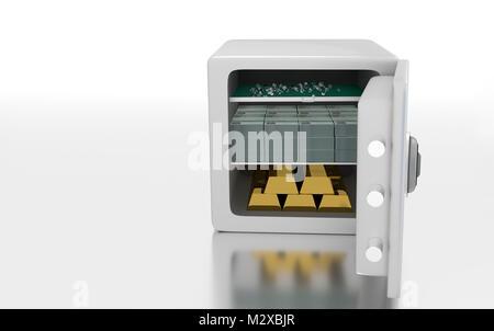 Safe box - Stock Image
