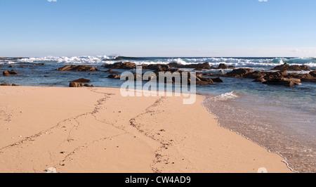 Moses Rock Beach, Western Australia - Stock Image