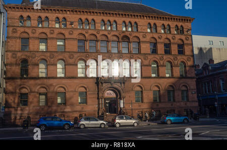 Marks and Spencer, Belfast - Stock Image