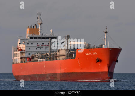 Celtic Gas - Stock Image