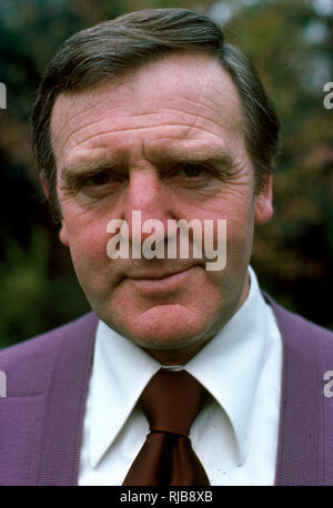 Glyn Houston (1925-) - Welsh actor best known for his television work. He is the younger brother of film actor Donald Houston. - Stock Image
