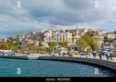 Uskudar, Istanbul, Turkey, Asian side - Stock Image