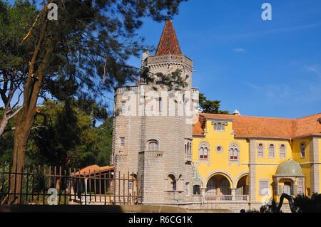 Views of Cascais Portugal - Stock Image