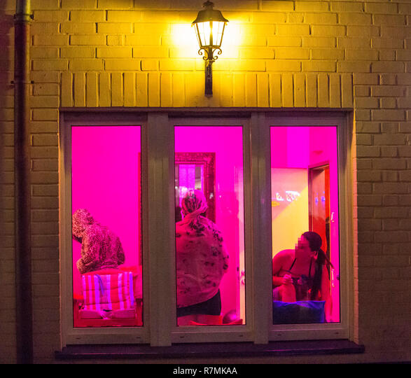 Augsburg red light district
