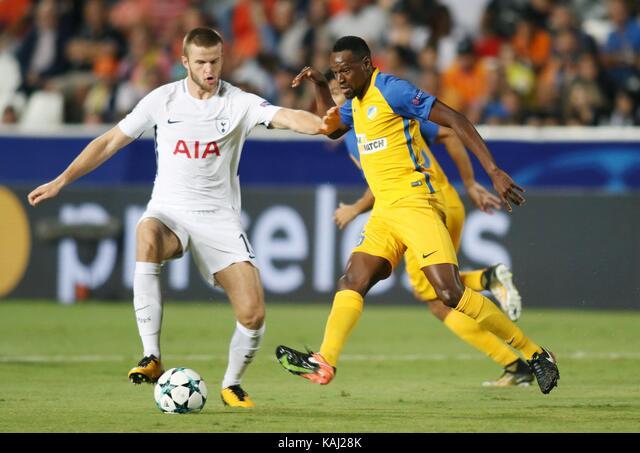 Tottenham Hotspur's Eric Dier Stock Photo - Alamy