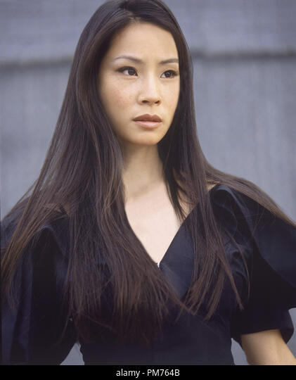Lucy Liu X Files