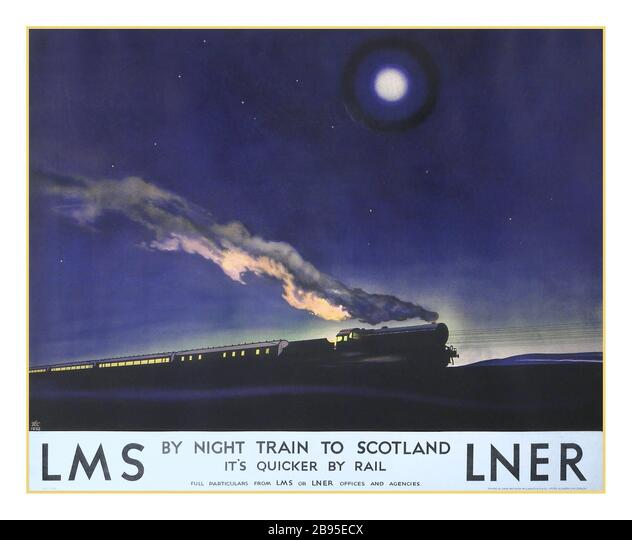 Vintage Railway POSTERS:LONDON St JAME/'S PALACE A2 /& A3 LMS 203