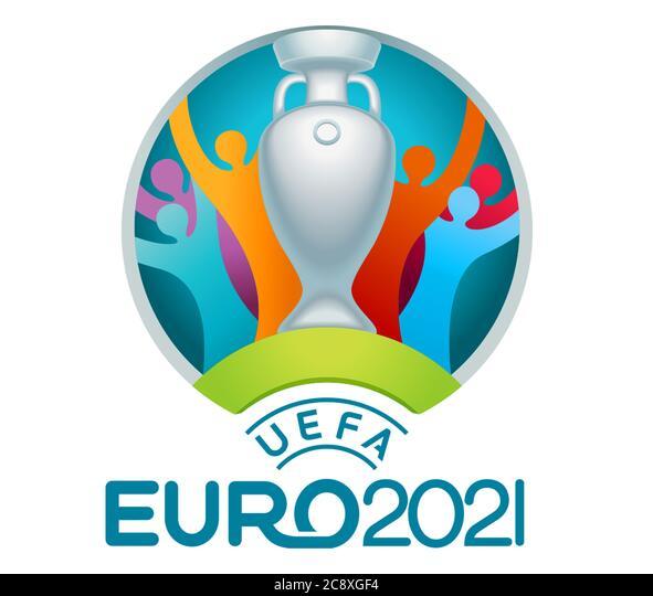UEFA EURO 2021 logo Stock Photo - Alamy