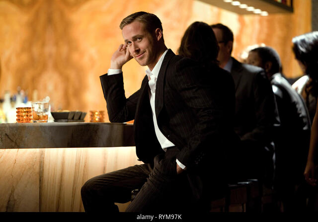 Love stupid gosling ryan watch crazy Gold wristwatch
