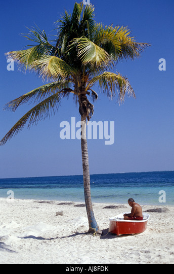 man-and-palm-tree-puerto-morelos-quintan